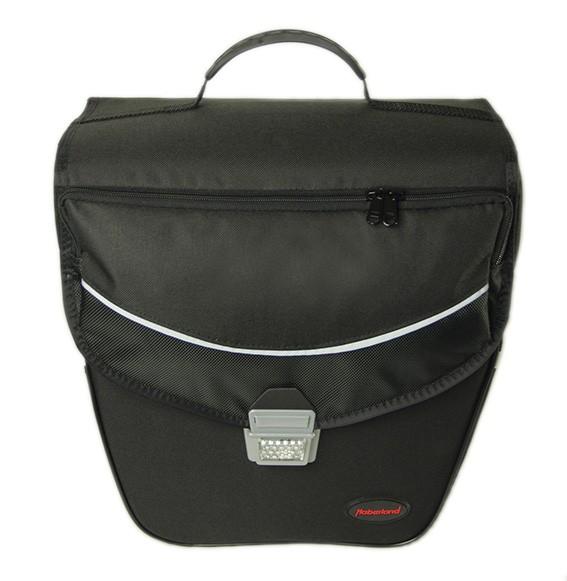 Haberland Einzeltasche Touring 6000 TET640 inkl. KLICKfix-Twist2000-Befestigung