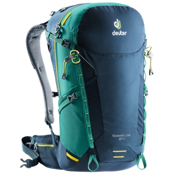 navy-alpinegreen - Deuter Speed Lite 24